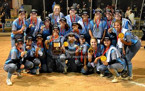 NHS vs Orange Lutheran Lancers 4 8 2017  Michelle Carew Classic Championship