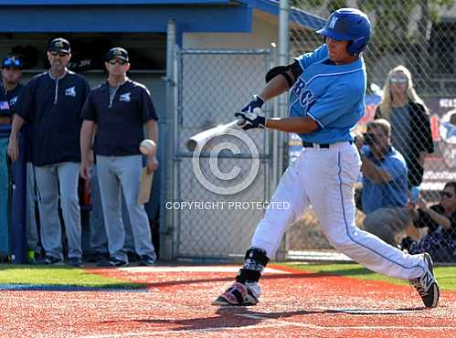 NHS vs West Ranch Wildcats  CIF Division 1 2nd round playoff 5 24 2016