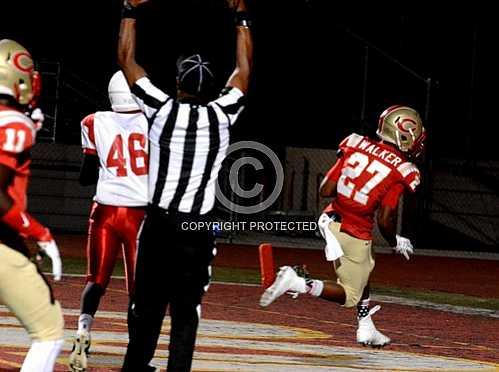 Corona Panthers vs Compton Centennial Apaches 9 11 2015