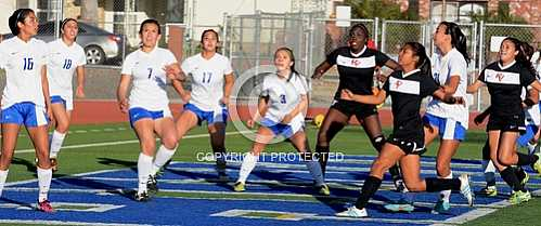 Rancho Verde at Chino 1st Round CIF playoffs 2 21 2014