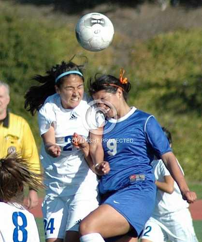 NHS vs La Mirada High Matadores  2008 CIF 1st Round playoff