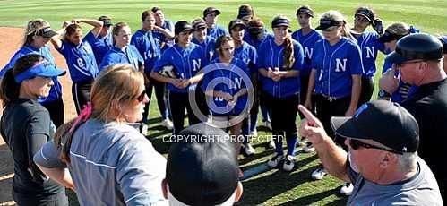 NHS at Garden Grove Pacifica 2015 CIF Playoffs 5 28 2015