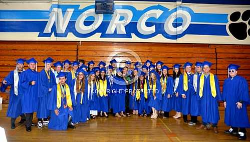 Norco High Class of 2018