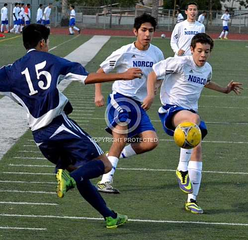 NHS JV vs Redlands High School 11 25 2014