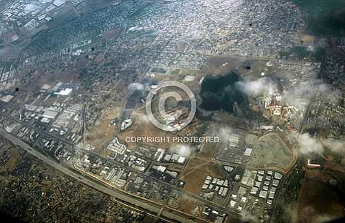 Norco from the air -- 11 July 2010