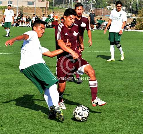 Norco College vs Golden West College 11 14 2014