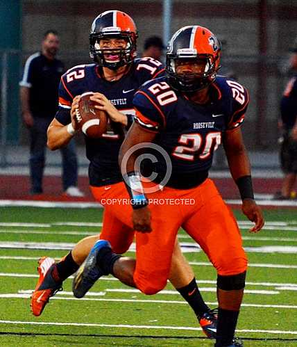 Eastvale Roosevelt vs Chino Hills Huskies 9 11 2015