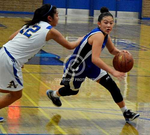 NHS vs Bishop Amat 12 27 2014