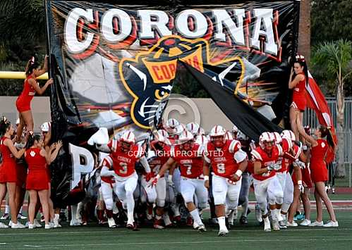 Corona Panthers vs Los Altos Conqueror's 9 9 2016