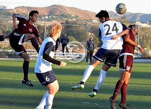 Norco College vs Cypress College 11 10 2015