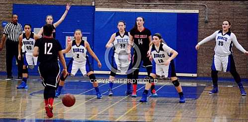 NHS vs Oak Hills CIF 2nd round 3 1 2014
