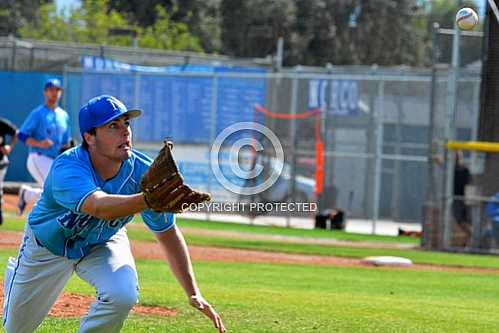 NHS vs Dana Hills Dolphins CIF First Round 5 21 2015