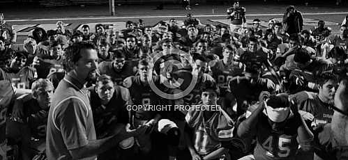 NHS vs Corona Santiago Sharks 10 31 2014